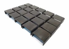 (20) 2x4 Steel Weld On STAKE POCKET BOARD HOLDER - Trailer Hauler Truck  6 Gauge