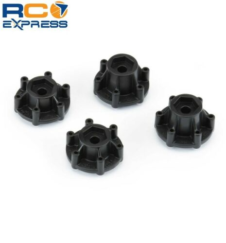 Pro-Line 6x30 to 12mm SC Hex Adapters for 6x30 SC wheels PRO6354-00
