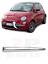 miniature 1 - FOR FIAT 500 (312) 2007-2015 NEW FRONT BUMPER UPPER MOLDING CHROME TRIM LEFT