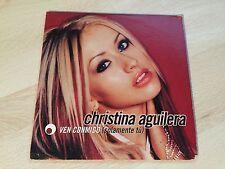 Christina Aguilera - Ven Conmigo (Solemente Tu) (CD Single - Card Sleeve)