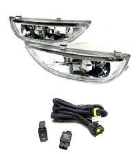For 01 02 Toyota Corolla Fog Lights Set Lamps Bulbs Harness Switch Jdm Fits 2002 Toyota Corolla