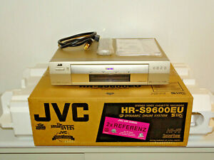 JVC HR-S9600 High-End S-VHS Videorecorder, OVP&NEU, 2 Jahre Garantie