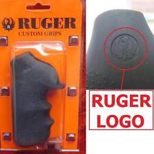 NEW RUGER LOGO Hogue 80020 Tamer Rubber Grip GP100 Super Redhawk Alaskan GP-100