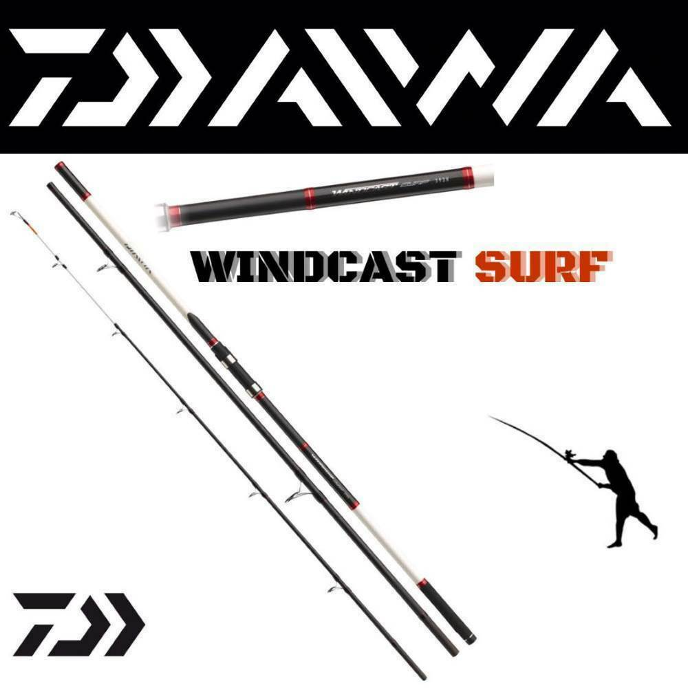 DAIWA SURF RODS WINDCAST SURF