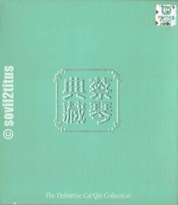 Double-CD-2004-Cai-Qin-Tsai-Chin-The-Definitive-Cai-Qin-Collection-4690