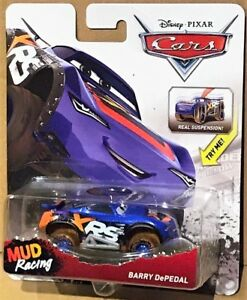 Cars 3 Xtreme Racing Series Xrs Mud Racing Barry Depedal