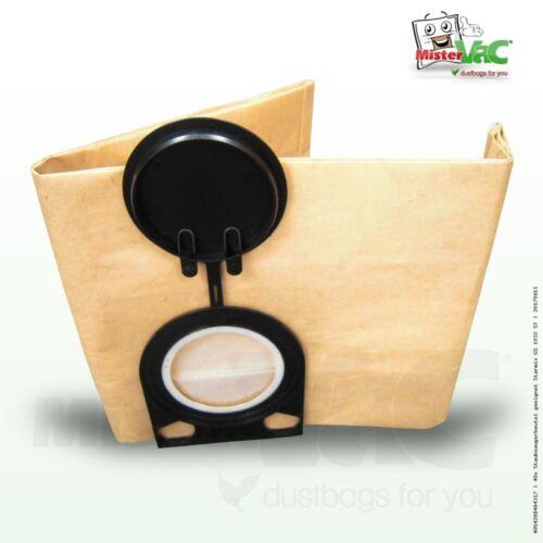 5x Staubsaugerbeutel geeignet Spit AC 1630P