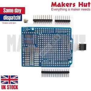 Arduino-Proto-Screw-Shield-Board-Rev-3-1-Prototyping-DIY-Uno