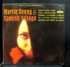 Martin Denny Spanish Village