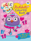 Hootabelle Colouring Book by Giggle and Hoot (Paperback, 2016)