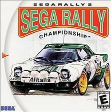 Sega Rally Championship 2 (Sega Dreamcast, 1999)DISC ONLY