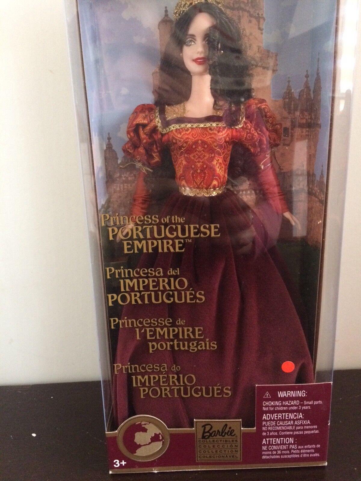 Barbie Princess of of of the Portuguese Empire Mattel 56217 00fb77
