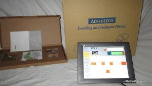 """NEW Advantech Touch Panel Flat Screen TPC-1250H-N2AE 12"""" Schneider CAT APC UPS"""