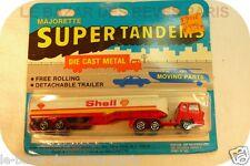 Camion BERNARD citerne SHELL MAJORETTE + blister export USA