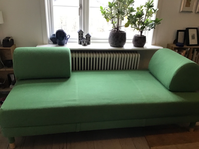 Daybed, bomuld, 1 pers. , Ikea, Ikea Flottebo…