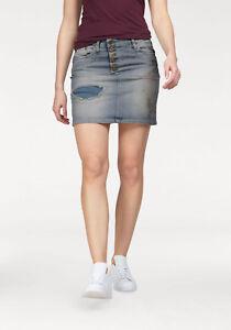 premium selection 0b155 ea269 Details zu Please Jeans Jeansrock, light blue. Gr. XS/34. NEU!!! KP 109,95  € SALE%%%