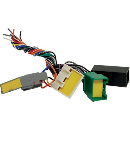 Scosche Fdk106 88 97 Ford Car Stereo Connector For Sale Online Ebay