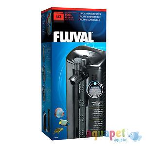 Filtre sous-marin Fluval U3, 150 L 15561104753