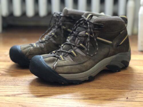 Men's Keen Waterproof Hiking boots 11