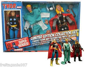 Thor Rétro Ensemble de figurines 20cm De Dc Direct Ltd 3000