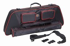 Slinger Convertable Bow Case Red. 3500in Storage. Bowtech Invasion, Insanity IBO