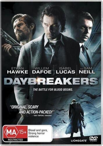 1 of 1 - Daybreakers (2009) Ethan Hawke - NEW DVD - Region 4