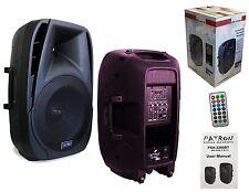 Patron Pro Audio PSH-3200BT 15-Inch 4000 Watts Max Power Speaker w/ Bluetooth