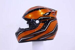 Lazer Osprey Tigre Casque Noir Orange Blanc S M L Xl Casque Moto Rollerhelm-afficher Le Titre D'origine BéNéFique à La Moelle Essentielle