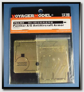 Voyager-Models-1-35-German-Panther-A-G-Anti-aircraft-Photo-etched-Armour