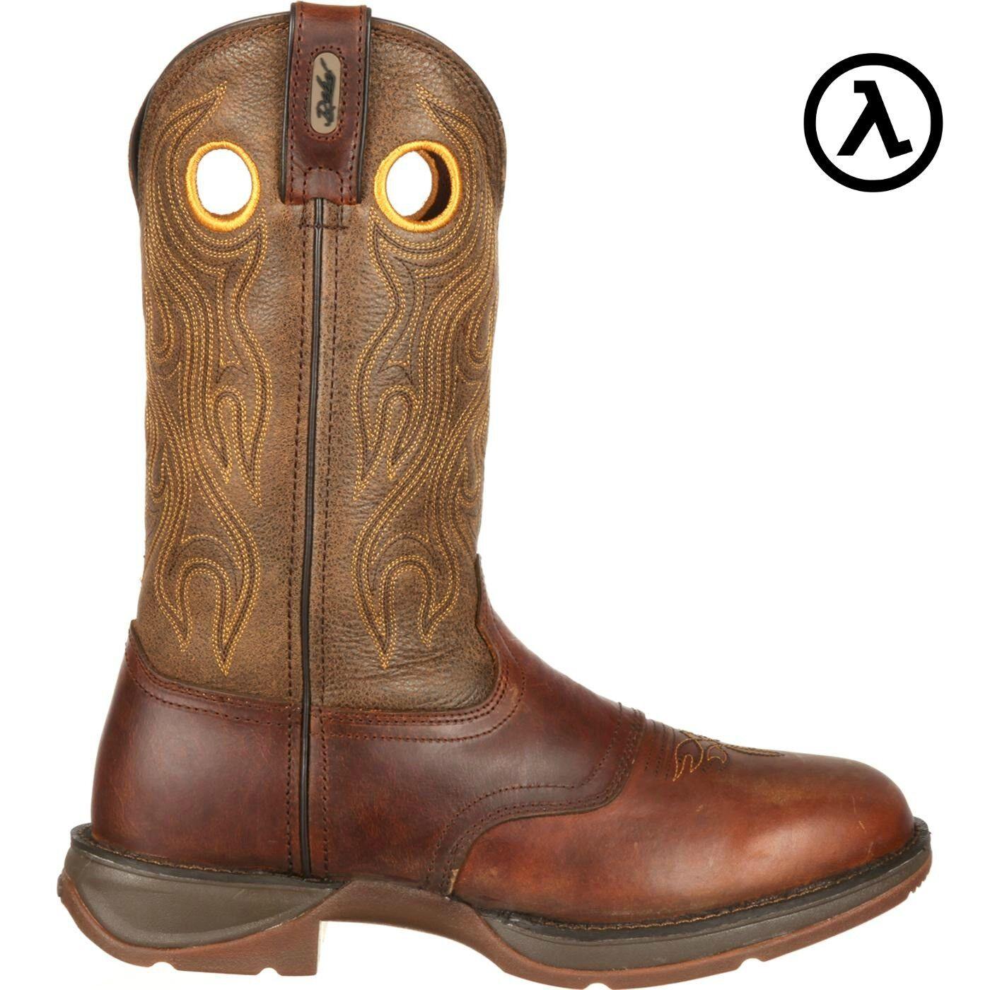 vanno a ruba REBEL BY DURANGO Marrone SADDLE WESTERN stivali stivali stivali DB5468  ALL DimensioneS - NEW  con il 100% di qualità e il 100% di servizio