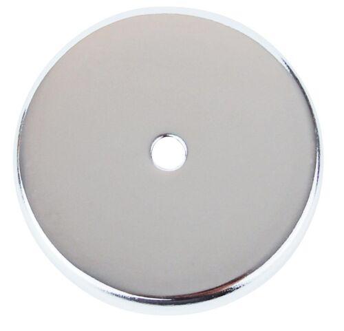 disco magnetico con mascherina MAGNETE circa 29 kg FORZA Forte magnete tondo