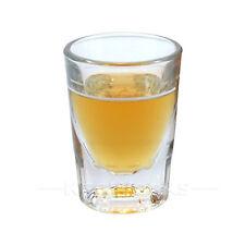 2 oz Heavy Shot Glass w/ Pour Line - Bar Pub Liquor Shooter - Alcohol & Drinking