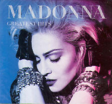 "MADONNA - ""Greatest Hits"" 2CD"