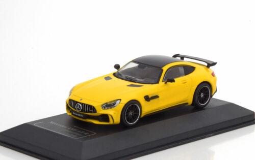 1:43 Premiumx Mercedes AMG GT R 2018 Yellow