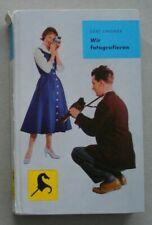 Wir spielen und basteln illustriert 1956 Bertelsmann Lesering Ohln Gert Lindner