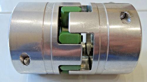 Rotex  GS28  KTR  32//22 mm Alu  64Shore 02 Wellenkupplung