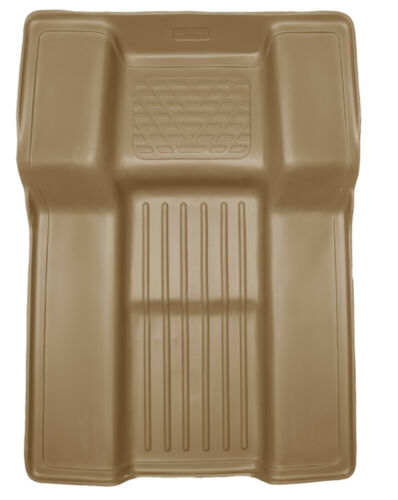 81243 Husky Liners Tan Walkway Floor Liner for 07-10 Cadillac Escalade