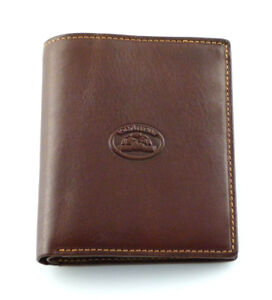 MEN-039-S-WALLET-GENUINE-LEATHER-WITH-MONEY-CLIPS-TONY-PEROTTI-NEW-ARTISAN