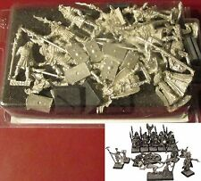 "Wargods of Aegyptus WGE-903 Mummy ""Nightmare Lords"" Deal Starter Army Set NIB"