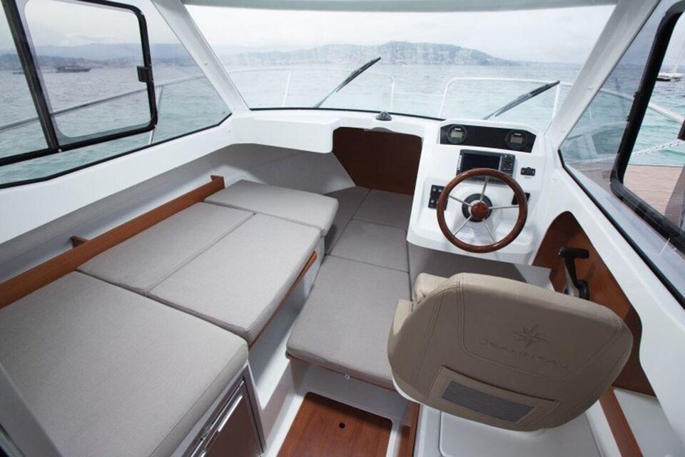Jeanneau Merry Fisher 605, Motorbåd, årg. 2019