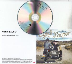 CYNDI-LAUPER-Walkin-039-After-Midnight-2015-UK-1-track-promo-test-CD