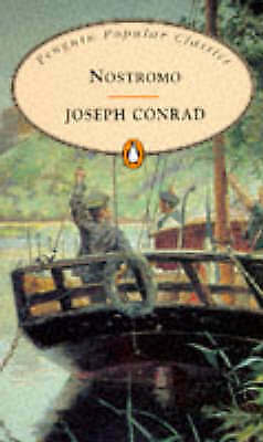 """AS NEW"" Conrad, Joseph, Nostromo (Penguin Popular Classics), Paperback Book"