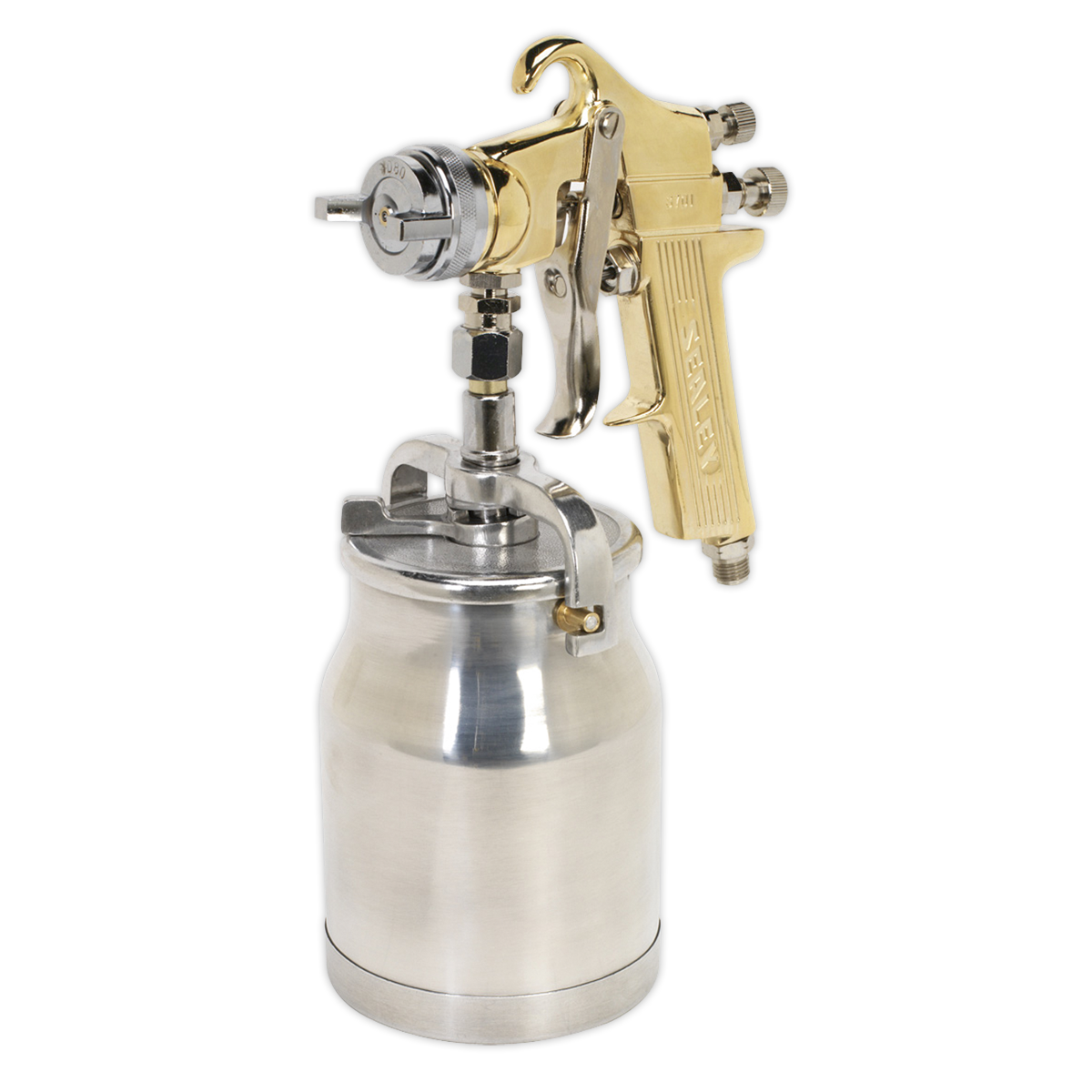 S701 Sealey Spray Gun Professional Professional Professional Suction Feed 1.8mm Set-Up b15ef5