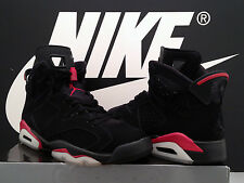 VTG 2010 AIR JORDAN 6 RETRO UK8.5 EU43 VARSITY RED VI INFRARED BRED 1 4 OG RARE