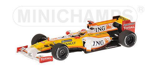 alta calidad general Minichamps - ING RENAULT F1 F1 F1 TEAM - R29 - Coche NO.  7 - 2009 - 400090007  producto de calidad