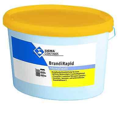 Sonstige Sigma Brandirapid 12,5 Liter Doppeldeckende Heimwerker Matte Dispersionsfarbe Für Innen Weich Und Rutschhemmend
