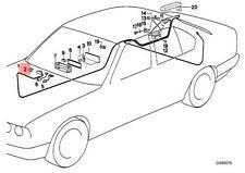 Genuine BMW E30 E31 E32 E34 E36 E38 E39 Z1 Push-Buttons 10pcs OEM 61131373669