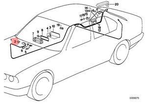 Genuine-BMW-E30-E31-E32-E34-E36-E38-E39-Z1-Push-Buttons-10pcs-OEM-61131373669