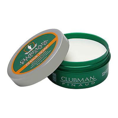 Clubman Pinaud Moisturizing Shave Soap 2oz -Free Shipping
