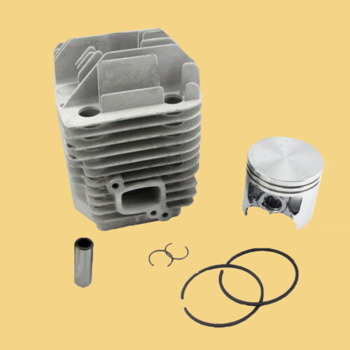 NEW 48MM Cylinder Piston WT PIN RING FIT STIHL TS460 OEM# 4221 020 1201 CHAINSAW